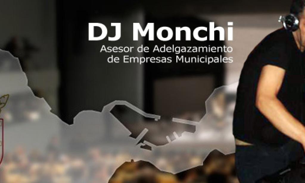 Monchi DJ 'adelgazará' a las empresas municipales
