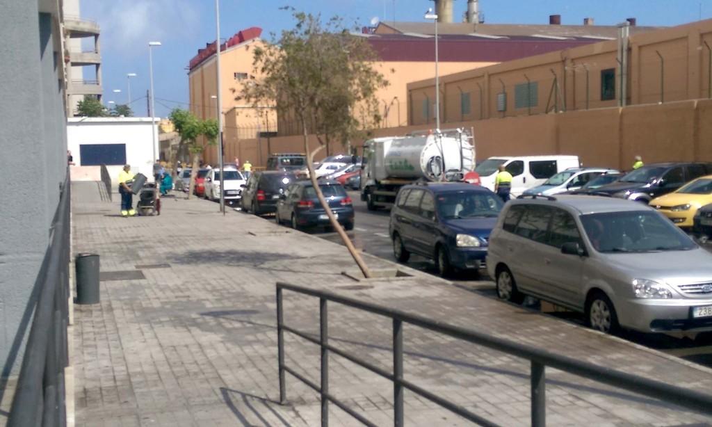 Un ejército de Trace invade el barrio de la Estación… ¡Para limpiar!