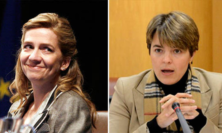 """Yolanda Bel vacila de estar imputada como la Infanta Cristina y la oposición no """"chincha rabiña"""""""