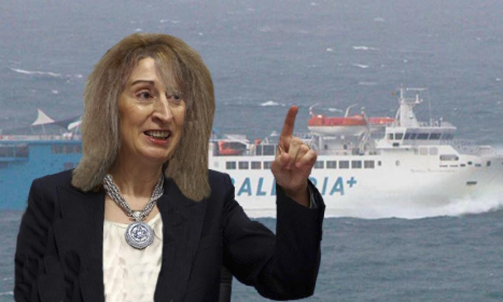 """La ministra Pastor no visitará Ceuta porque tiene """"el pelo sucio"""""""