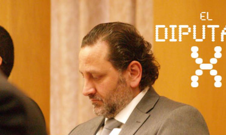RTVCE estrena la serie de humor 'El Diputado X'