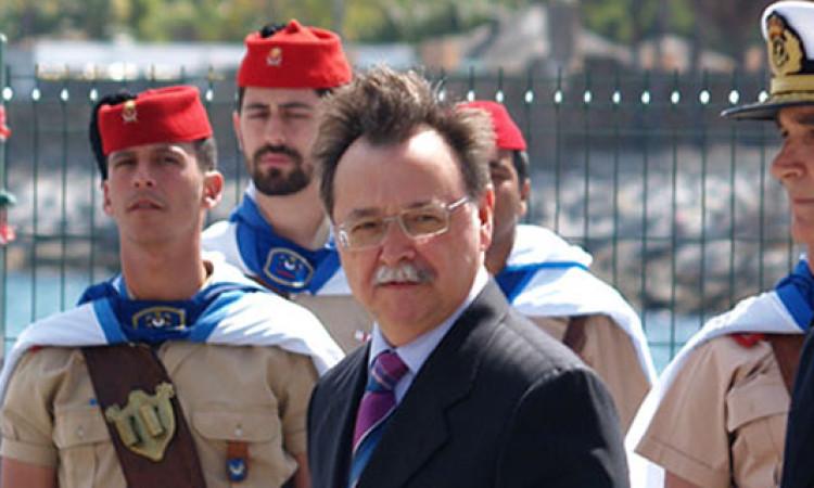 """Vivas afirma que la inseguridad de Ceuta le pone """"los pelos de punta"""""""