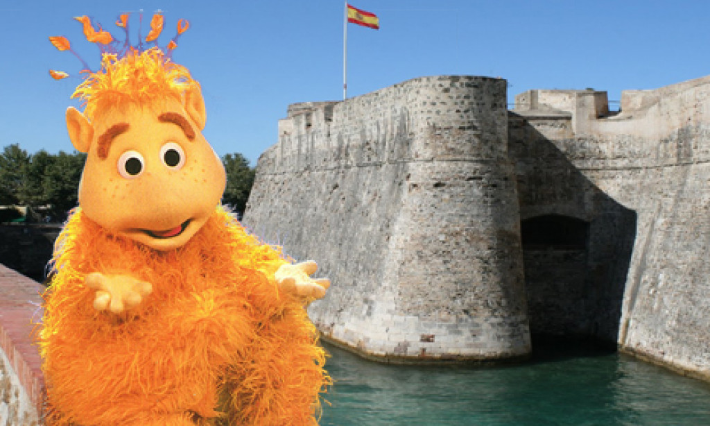 La autonomía invitada a la celebración del Día de Ceuta será 'Los Mundos de Yupi'